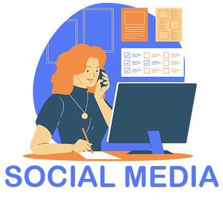 Social media content for less